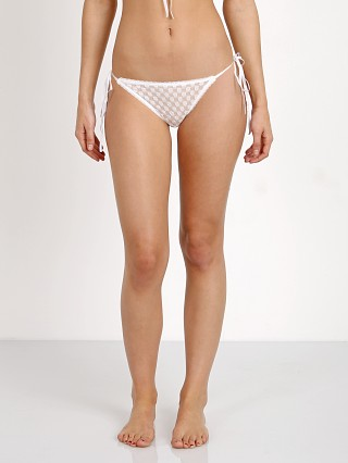 You may also like: Eberjey Love Always Side Tie Bikini Magnolia