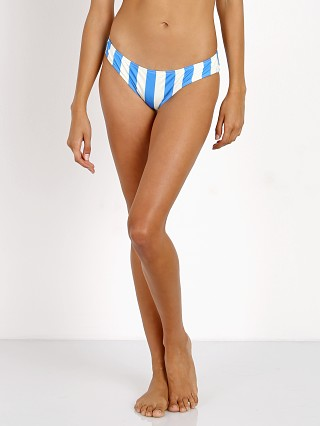 Solid & Striped Elle Bikini Bottom Sea Stripe