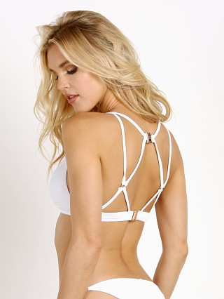 Complete the look: Kopper & Zink Luca Bikini Top White