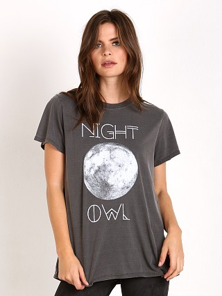 Show Me Your Mumu Oliver Tee Night Owl Graphic