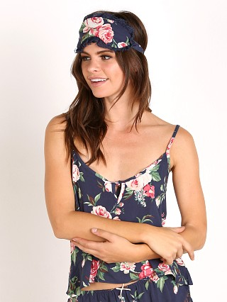WILDFOX Gypsy Rose Eyemask Floral