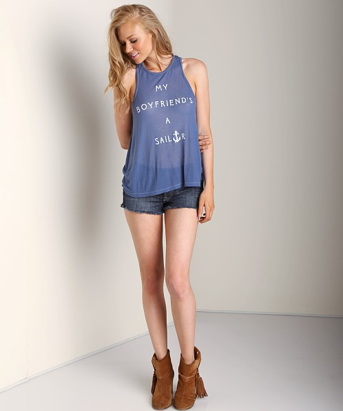 WILDFOX My BFs A Sailor Island Tank Night Run