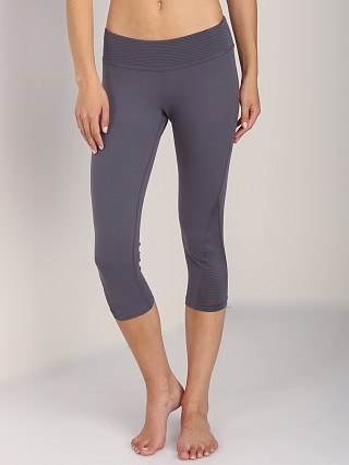 Beyond Yoga Side Triangle Legging Steel