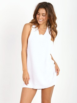 One Teaspoon Salty Sailor Knit Dress Arctic