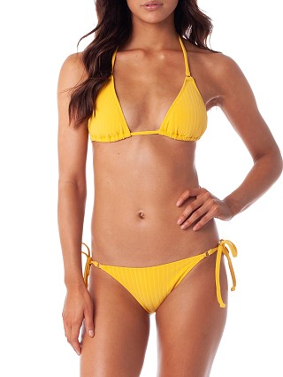 Model in sundream Rhythm. Tulum Itsy Bikini Bottom