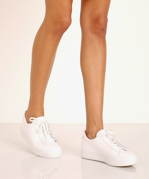 Keds Rise Metro Leather Sneaker White