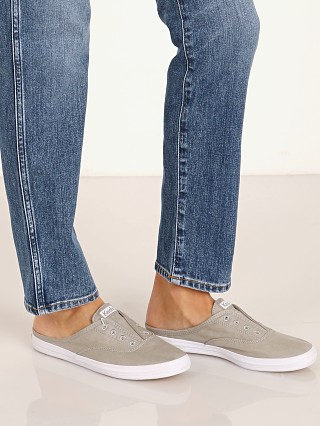 Keds Moxie Mule Solid Slide Dove Grey