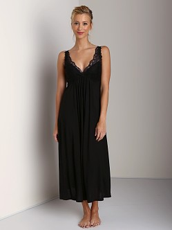 Only Hearts Venice Gown With Lace Black