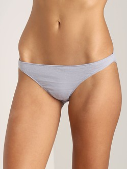 Only Hearts Organic Cotton French Bikini Pebble