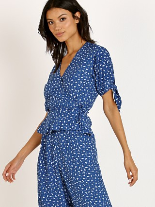You may also like: Faithfull the Brand Lucy Wrap Top Monette Blue Floral