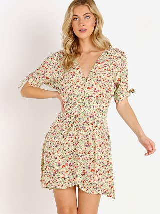 Faithfull the Brand Marianne Mini Dress Bastille Floral Print