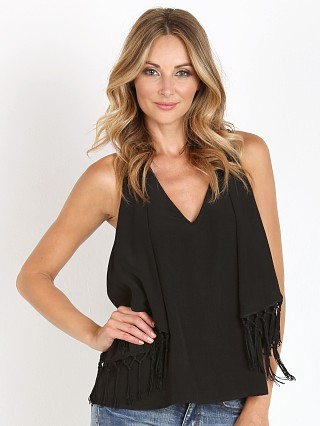 The Jetset Diaries Sahara Top Black