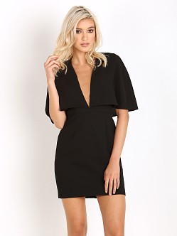 Finders Keepers Natural History Dress Black