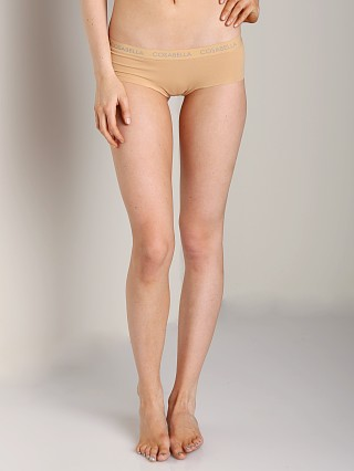 Cosabella Edge Cotton Hotpant Nude
