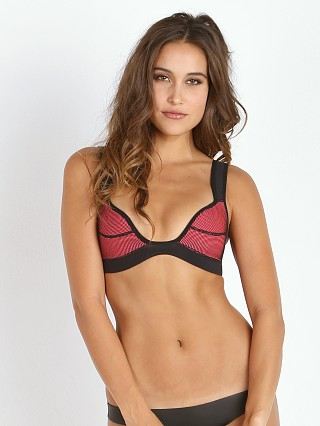 Complete the look: N.L.P Freya Baru Double Strap Neon Pink Mesh