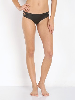 N.L.P Vega Slash Bikini Bum Black Smoothly
