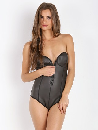 N.L.P Nikki Wonder Suit Black Smoothly