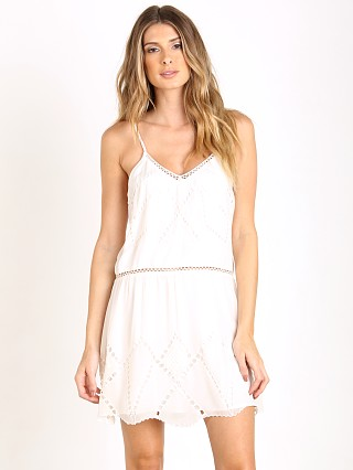 Tularosa London Slip Dress Ivory