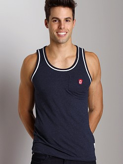 G-Star Porter Deep R Tank Top Navy