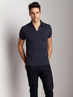 G-Star Caleb Polo Shirt Navy