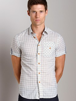 G-Star Rupert Well Short Sleeve Shirt Milk