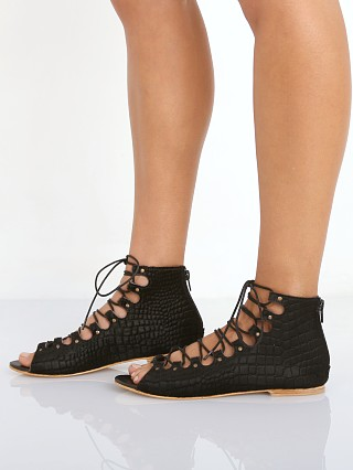 Matisse Exotic Sandal Black