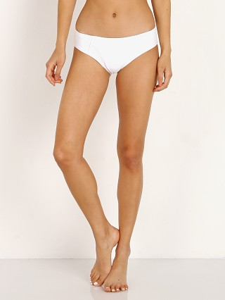 Complete the look: Boys + Arrows Knowles Bikini Bottom White