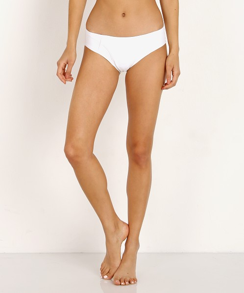 Boys + Arrows Knowles Bikini Bottom White
