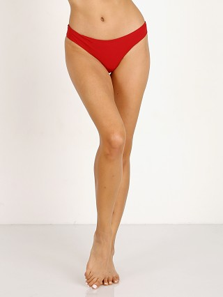 Complete the look: Boys + Arrows Kiki Bikini Bottom Red