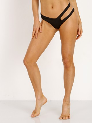 Kopper & Zink Carmen Bikini Bottom Ribbed Black