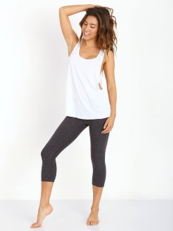 Beyond Yoga Low Cut Tank White