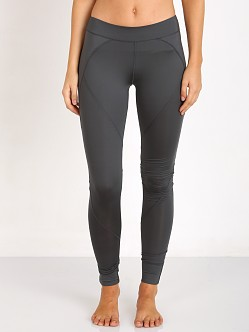 SOLOW Basic Running Legging Carbon