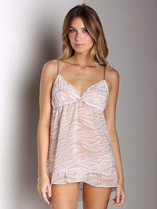Complete the look: Blush Wild Heart Babydoll Zebra