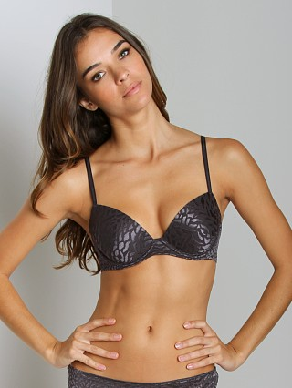 Complete the look: Calvin Klein Seductive Comfort Countour Bra Cheetah Print