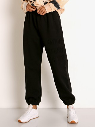 PE NATION Power Play Track Pant Black
