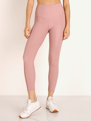 Onzie Sweetheart Midi Legging Antique Rose