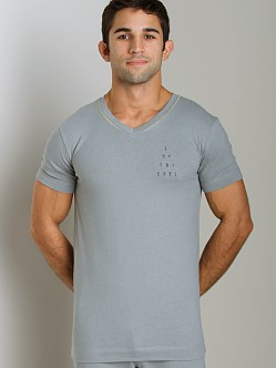 Diesel Dodgy T-Shirt Grey