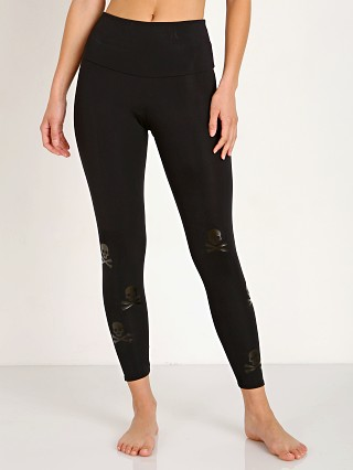 Complete the look: Onzie Midi Legging Black Matte Skulls