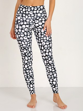 Onzie High Rise Legging Skulls