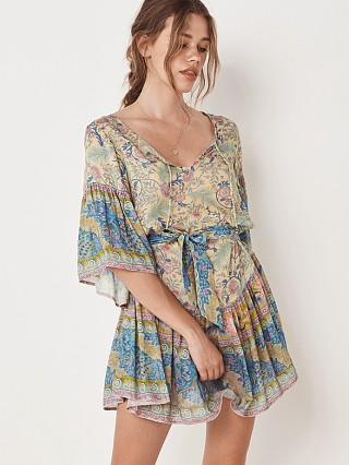 Spell & The Gypsy Oasis Mini Dress Opal