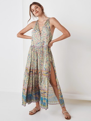 You may also like: Spell & The Gypsy Oasis Maxi Dress Opal