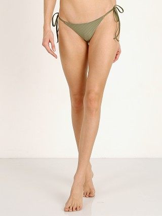 Complete the look: Frankie's Bikinis Sky Bikini Bottom Olive