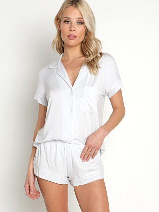 You may also like: Eberjey Gisele Short PJ Set Water Blue