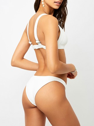 Complete the look: Frankie's Bikinis Grace Bikini Bottom White