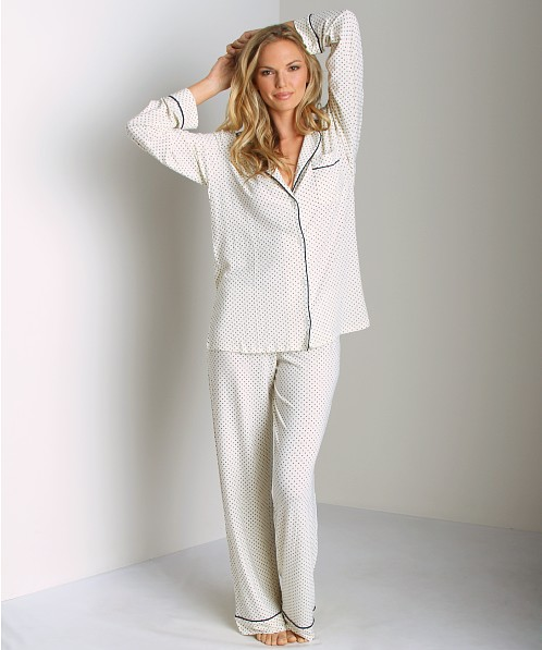 Eberjey Sleep Chic PJ Set Stars