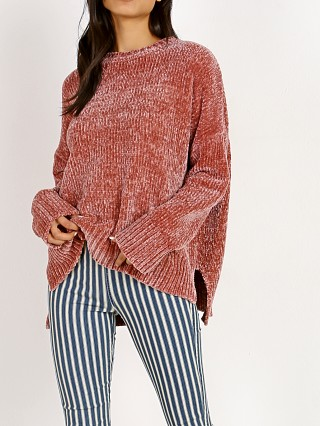 Show Me Your Mumu Jesse Sweater Mauve