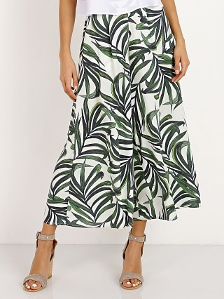 Show Me Your Mumu Gracias Gaucho Pant Peruvian Palm Breeze