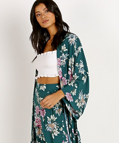 Stillwater The Morning Robe Jade Paradise