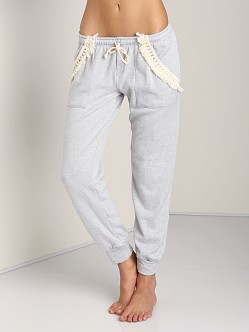 LNA Coco Sweats Heather Grey