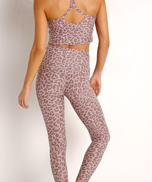 Beyond Yoga Spacedye Caught In The Midi High Waisted Legging Cha